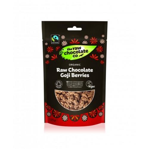 Goji Berries - Raw Chocolate (Organic) 125g