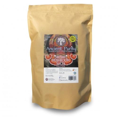 Reishi Mushroom Slices (Medicinal Mushroom) 100g/250g