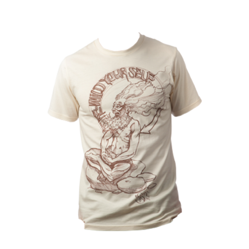 ReWild Yourself - Surthrival T-Shirt / Mens (Organic Cotton)
