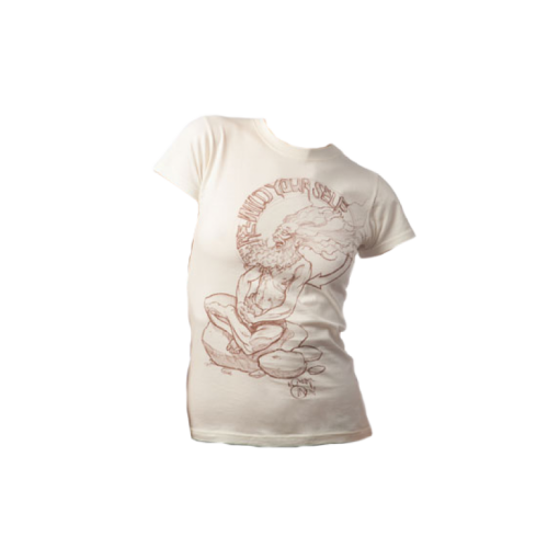 ReWild Yourself - Surthrival T-Shirt / Womens (Organic Cotton)
