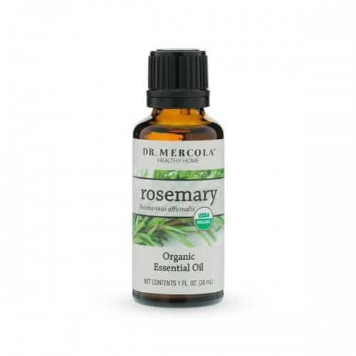 Rosemary Essential Oil - 30ml (Organic)