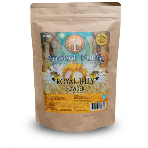 Royal Jelly Powder (Fountain of Youth & Beauty) 100-400g