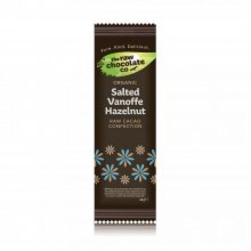 Hazelnut Salted Vanoffe - Chocolate bar (Organic Raw Cacao)
