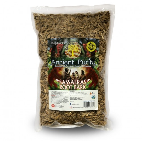 Sassafras Root Bark (Hormone Male/Female / Liver / Hangover) 500g