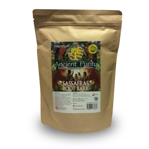 Sassafras Root Bark (Hormone Male/Female / Liver / Hangover) 100/250g