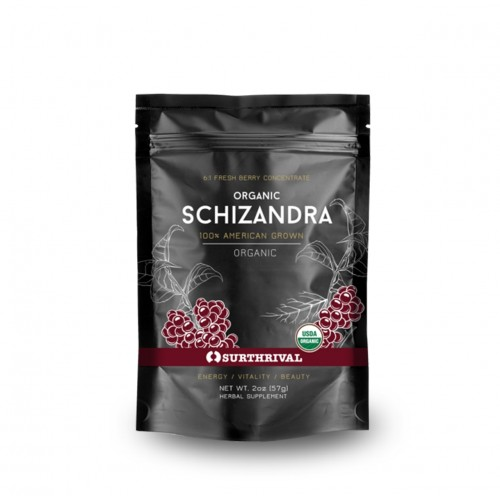 Schizandra Berry Extract Powder (Surthrival) 57g