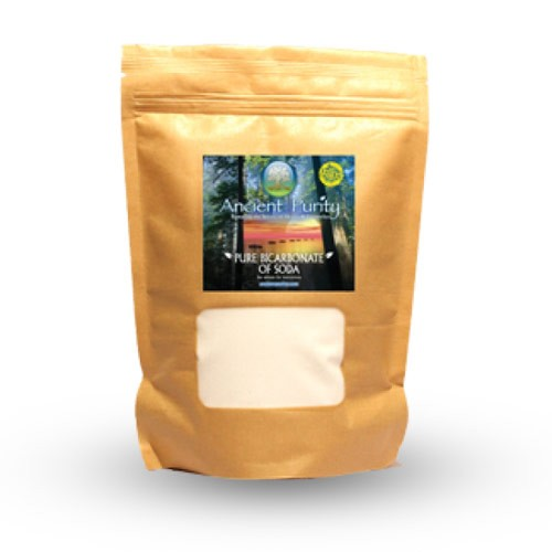 Bicarbonate of Soda - 500g (Pure Food-Grade)
