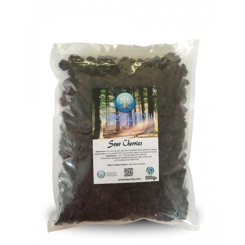 Sour / Tart Cherries - 500g (Dried / Organic)