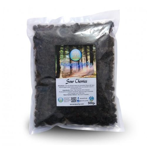 Sour Cherries (Anthocyanins / Melatonin) Gout