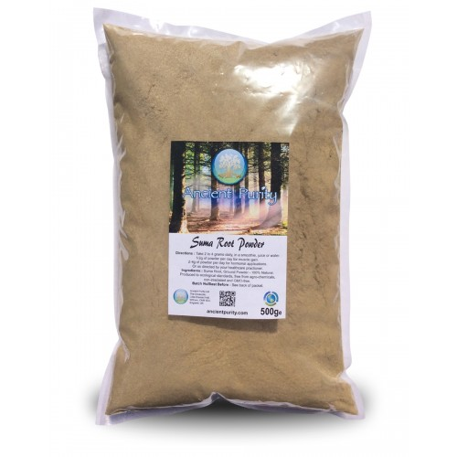 Suma Root Powder (Vitamin A, B1, B2, E, K)