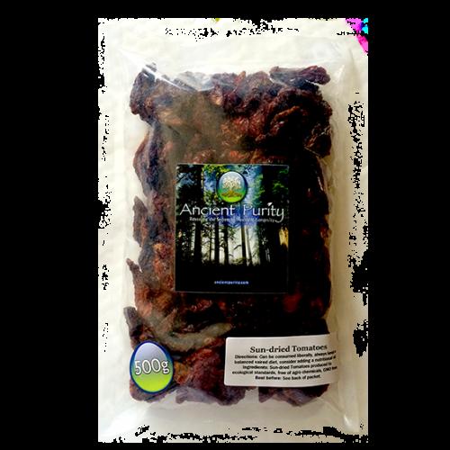 Sun-Dried Tomatoes - Organic - 500g