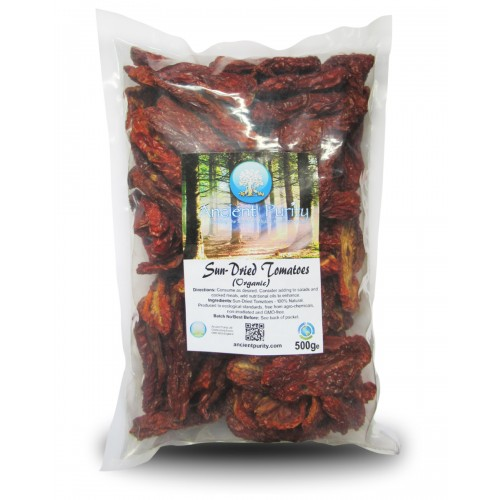 Tomatoes Organic (Sun-Dried) 500g