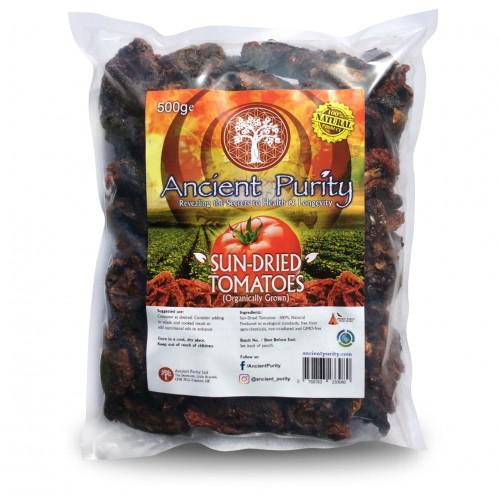 Tomatoes Organic (Sun-Dried) 500g