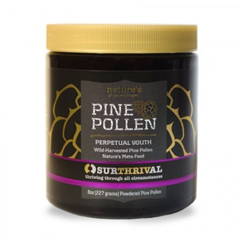 Pine Pollen Powder - 227g (Surthrival Perpetual Youth)