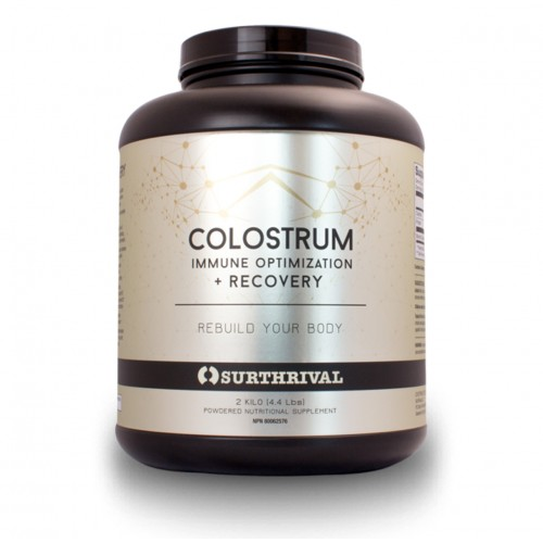 Colostrum Powder Surthrival - 2kg