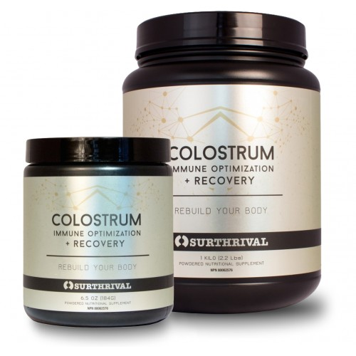 Colostrum Powder Surthrival UK (184g)