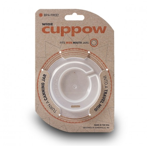 Cuppow Lid (Surthrival) BPA free USA Made