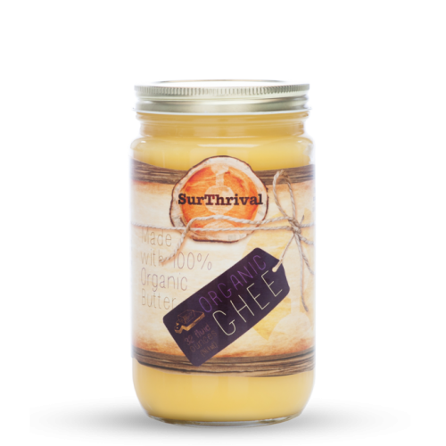 Ghee (Organic) Surthrival 907g