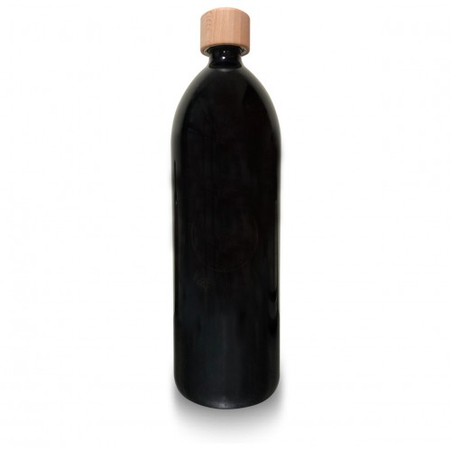 Miron Glass Bottle (Dark Violet Glass) 1 Litre