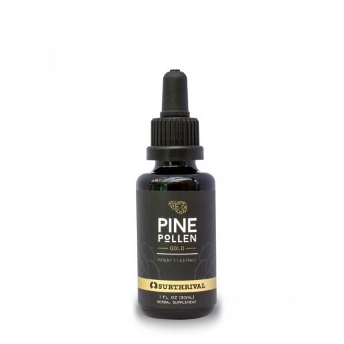Pine Pollen Gold