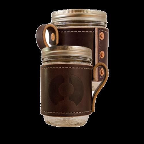 Surthrival Holdster & 500ml Mason Jar (2pt Lid)