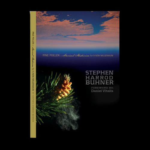 Pine Pollen: Ancient Medicine For A Modern World Book