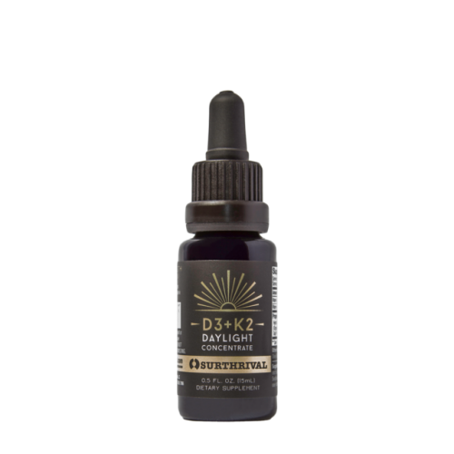 D3 + K2 Daylight Concentrate (Surthrival) 15ml