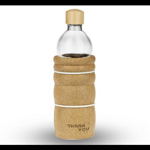Glass Eco-Bottle (Thank You) 500/700ml
