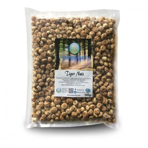Tiger Nuts (Vegan Protein/Milk / Prebitoic / Fibre) 500g