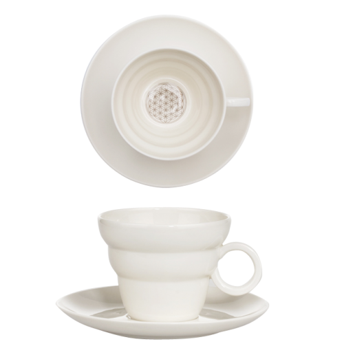 Tea Cup & Saucer Shinno - Set of two