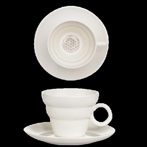 Tea Cup & Saucer Shinno - Set of two