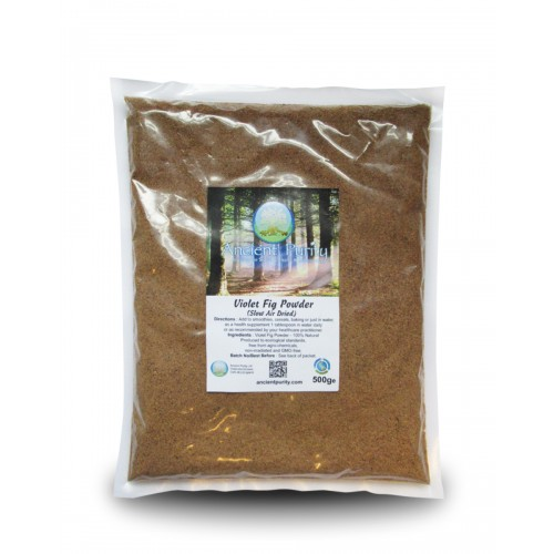 Violet Fig Powder (Slow Air Dried) 250/500g