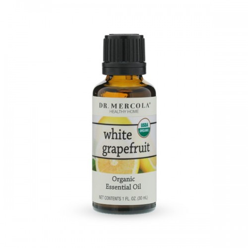 White Grapefruit Essential Oil - 30ml (Organic)