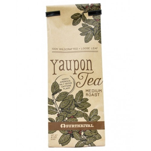 Yaupon Tea - Medium / Dark Roast (113g) Loose Leaf