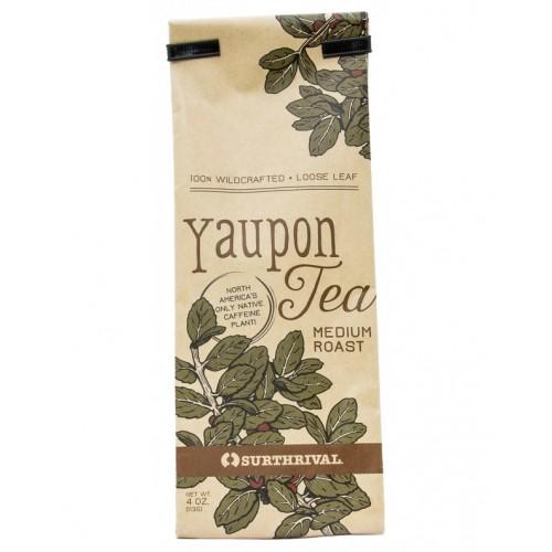 Yaupon Tea - Medium / Dark Roast (113g) Loose Leaf