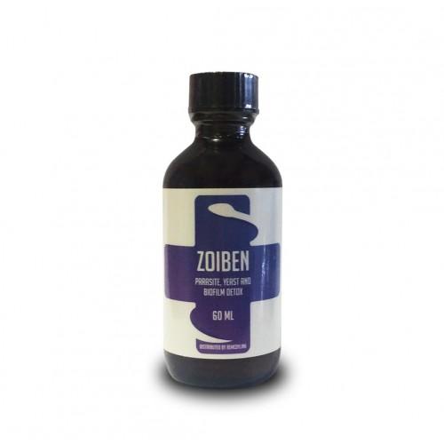 Zoiben (Yeast / Biofilm / Parasite Detox) 60ml