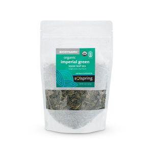 Green Tea - Biodynamic & Organic