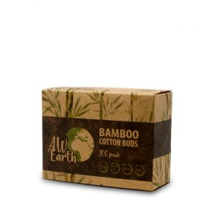 Eco Cotton Buds (Bamboo)