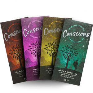 Chocolate Bars (Conscious)