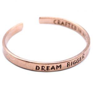 Inspiration Copper Bracelet