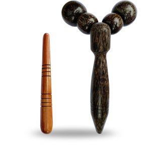 Massage Tools (Wood)