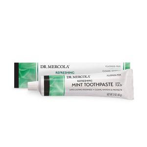 Toothpaste Mint & Tulsi