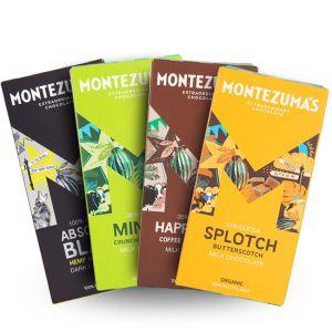 Chocolate Bars (Montezuma) Continued