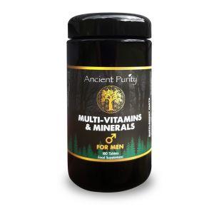 Multi-Vitamins + Minerals