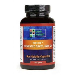 Skate Liver Oil (Fermented)