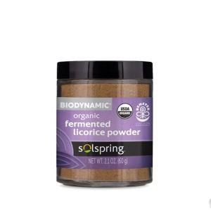 Liquorice Biodynamic®