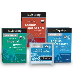 Teas - Biodynamic & Organic