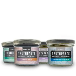 Toothpaste Natural/Glass Jar