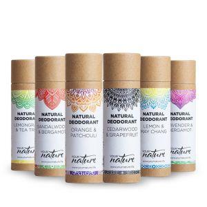 Deodorant (100% Natural)