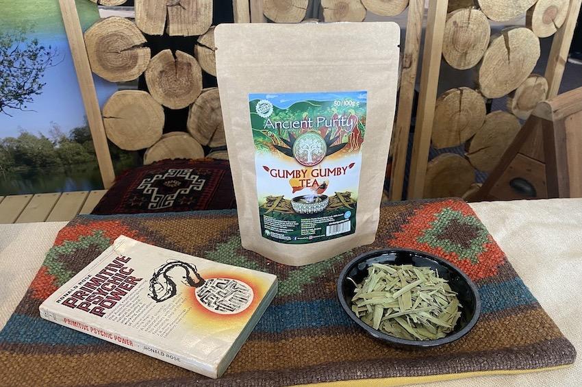organic Australian Gumbi Gumbi tea